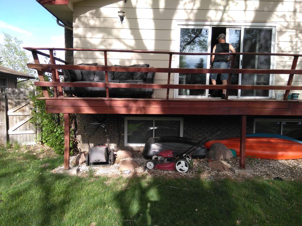 Complete Deck Rebuild