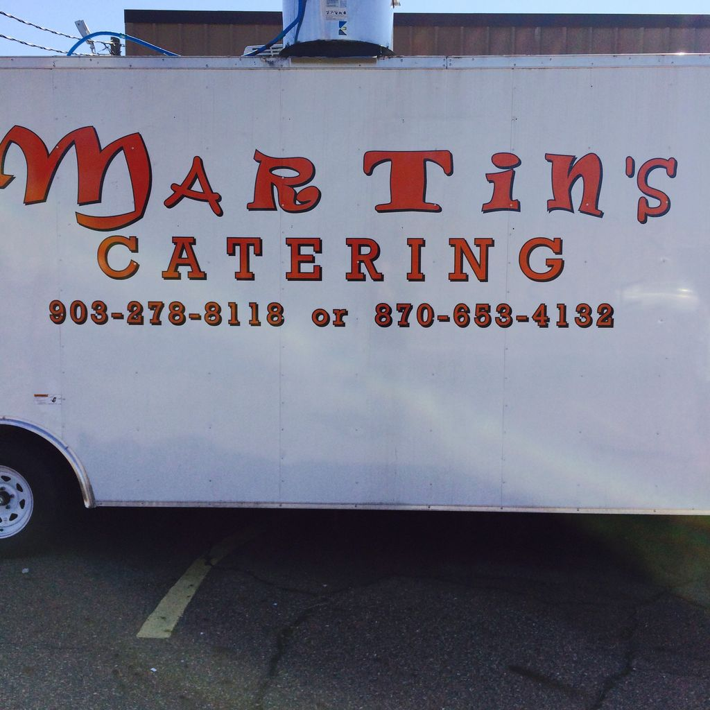 Martin's Cafe & Catering