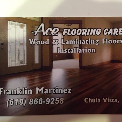 Avatar for Ace Flooring Chula Vista, CA Thumbtack