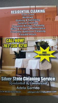 Avatar for Silver State Cleaning Service North Las Vegas, NV Thumbtack