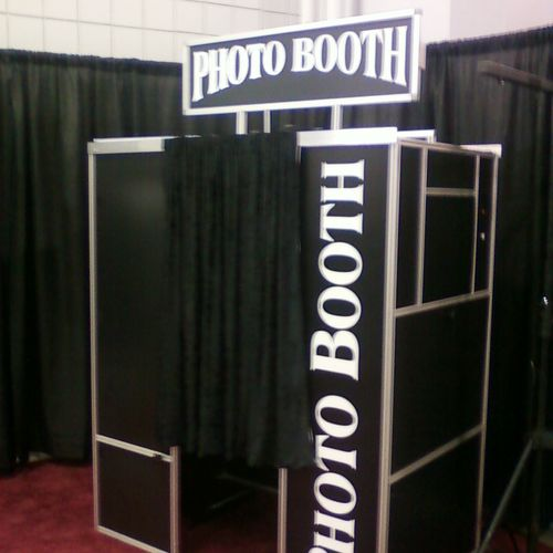 Retro Photobooth