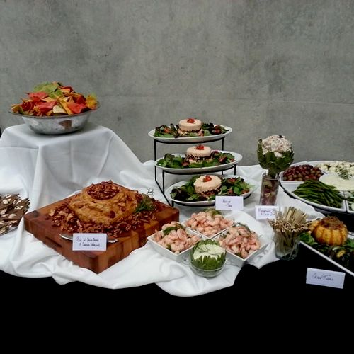 Hors d'oeuvres Buffet
