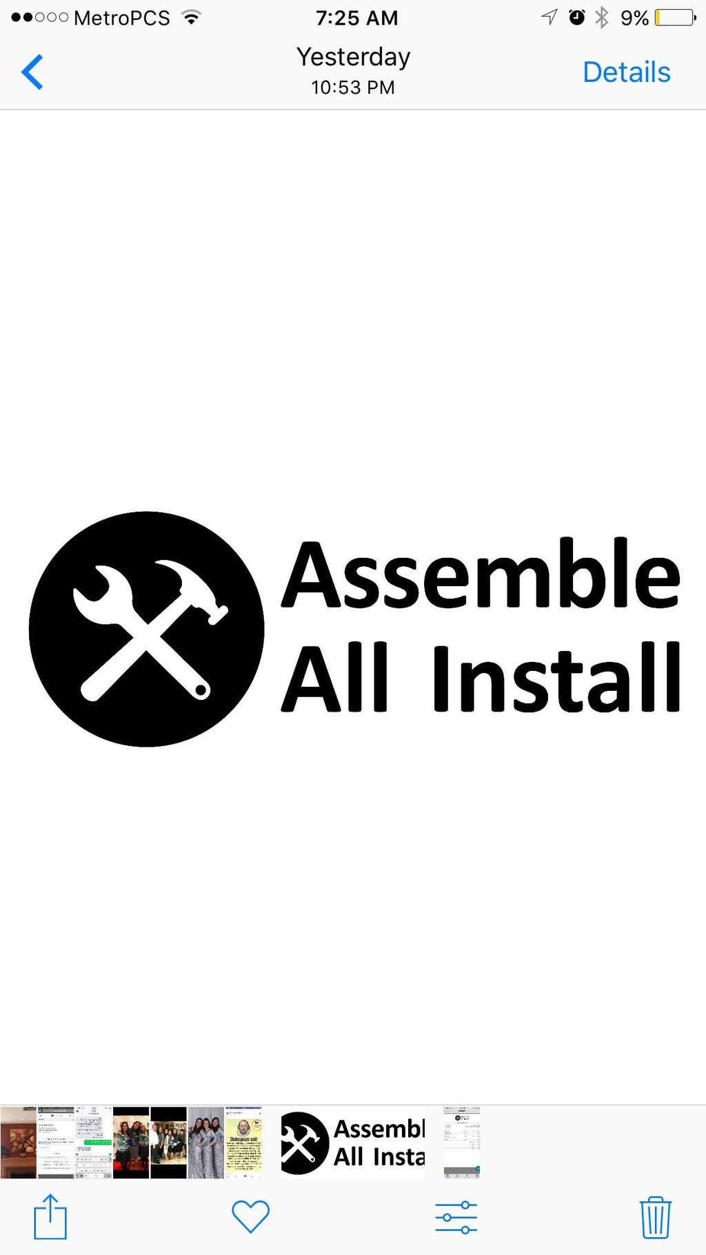 Assemble All Install