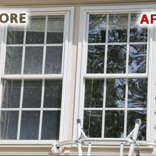 Rain, dust and pollen take away the beauty of your home. Using protective products, we restore the beauty of your windows. With care and experience, the brightness and glow of each of them will be seen from a distance.