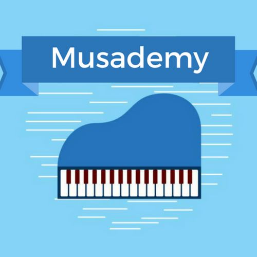 Musademy - Live Online Music Lessons
