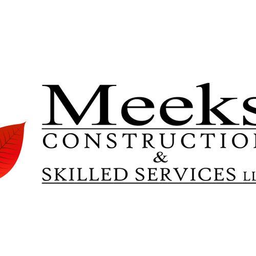 Meeks Construction logo