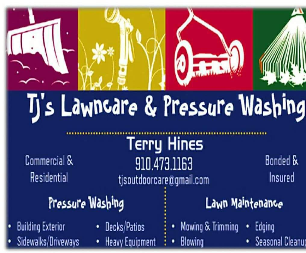 Tjs Lawn care & Pressure washing (Insured And B...