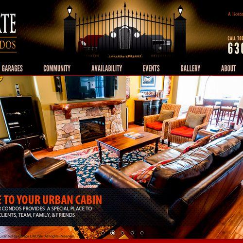 Custom Website Design and Development and Logo Design