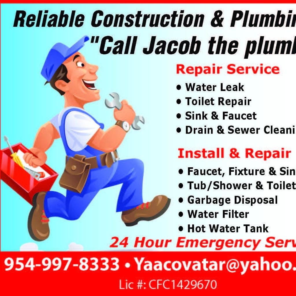Reliable Construction & plumbing