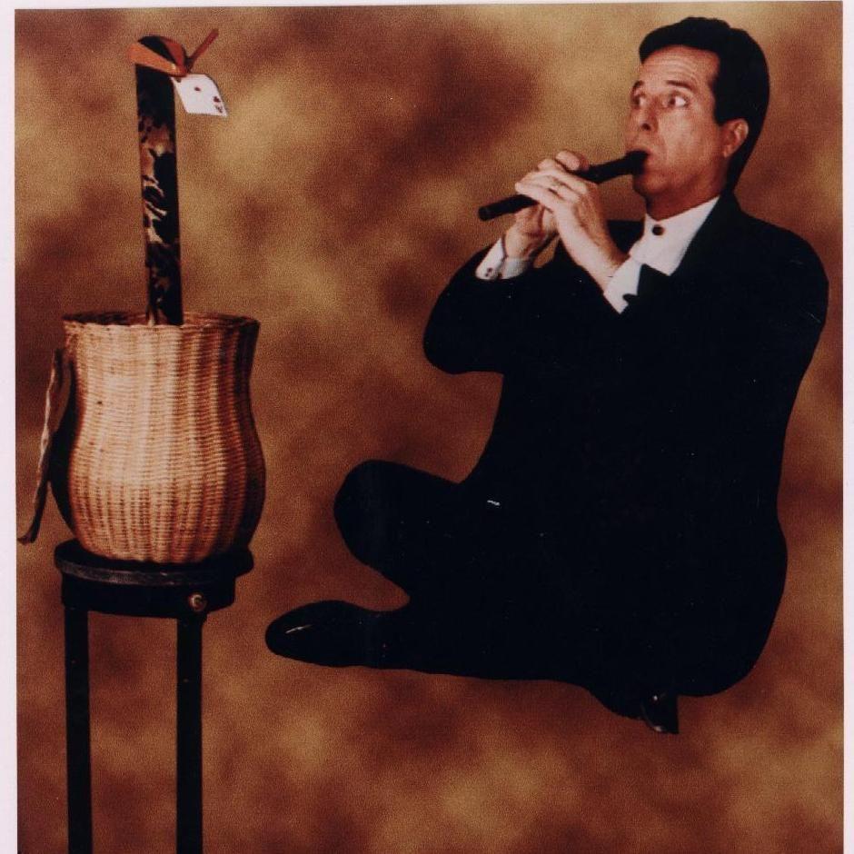 Professional Magician Roger Wayne Despard