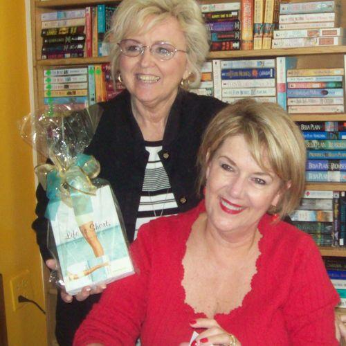 A Christimas affair at the Café Book Store in Burgaw, NC.