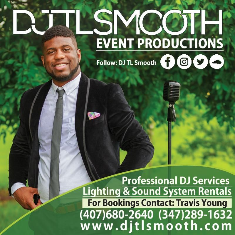 DJ TL SMOOTH Event Productions