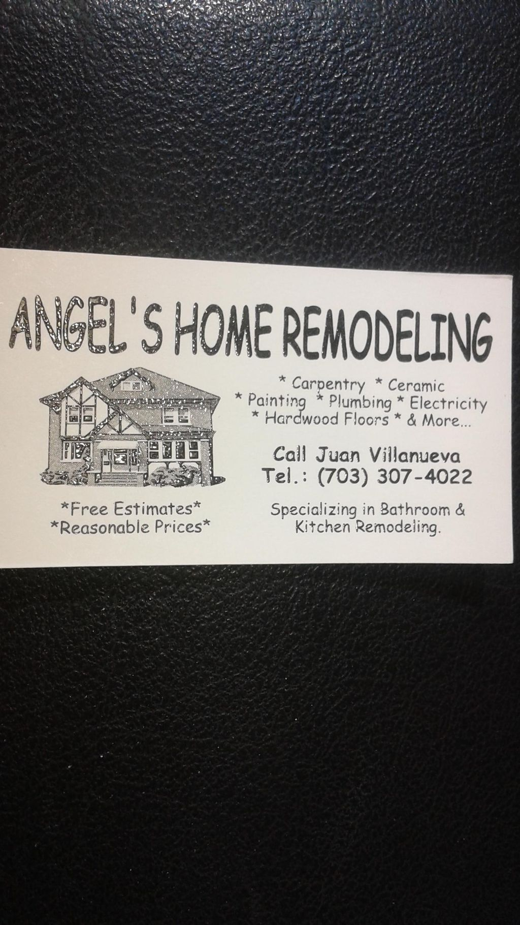 angel's homes remodeling...and General Contractors