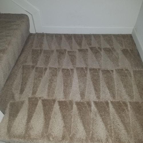 Stairs, curtains, upholstery cleaning