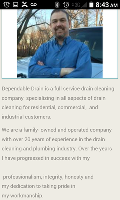Avatar for Dependable Drain