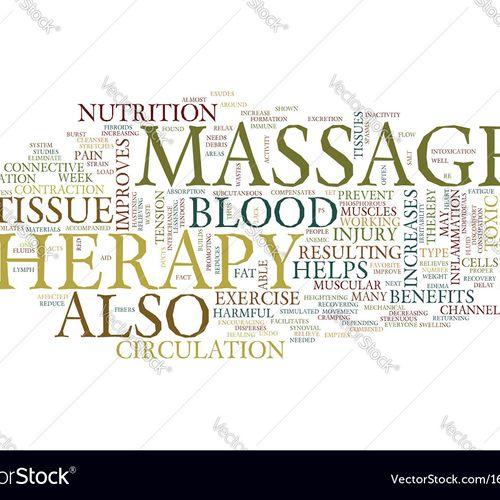 Benefits of Massage.