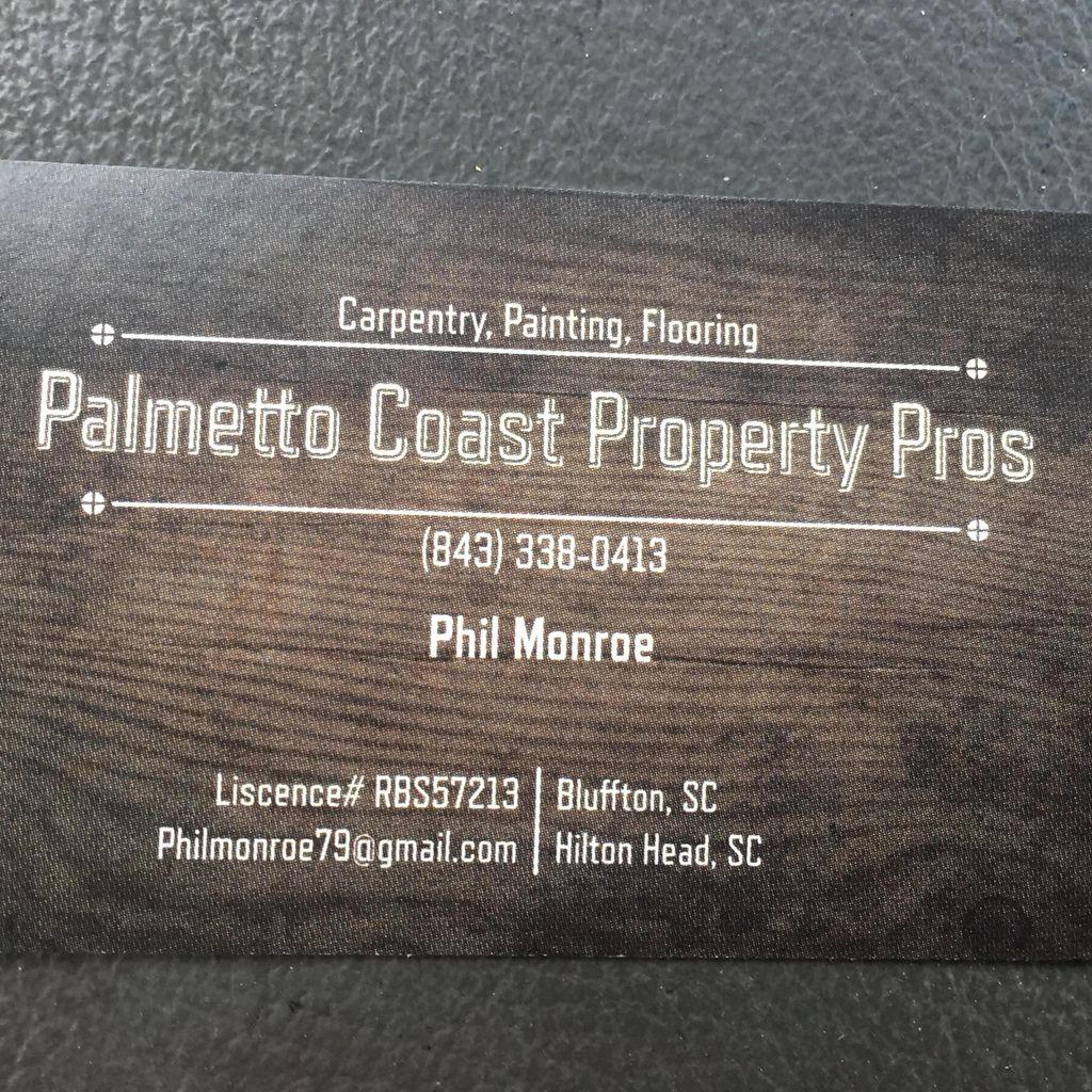 Palmetto coast property pros llc