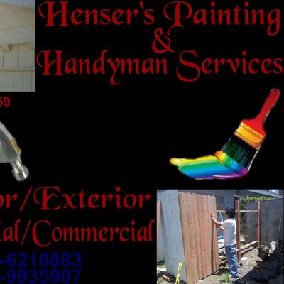 Avatar for Henser's Painting and handyman services Reseda, CA Thumbtack