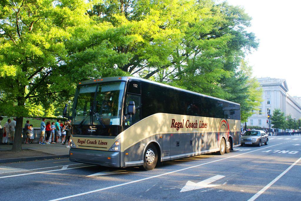 Regal Coach Lines, Inc.