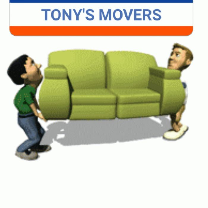 Tony's movers