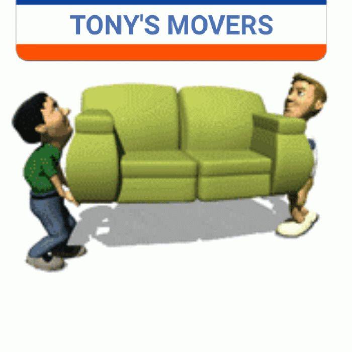 Tony's movers