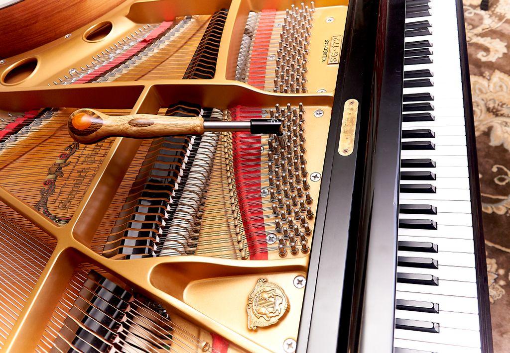 GR Horst Piano Tuner