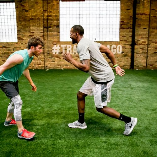 Nike Train Chicago Personal Trainer