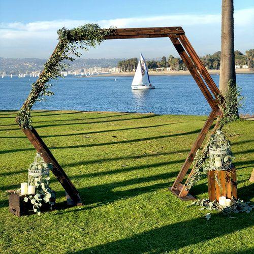 Ventura Cove Park, San Diego