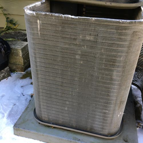 AC Deep Cleaning
