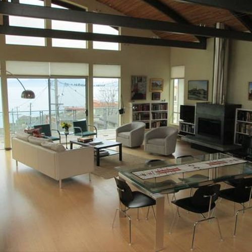 Modern Home Design, Pt. Richmond, CA