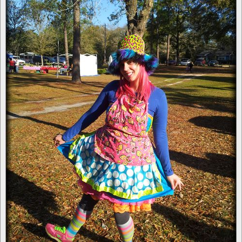 Hire one of our silly clown entertainers to make your event fun, fun, FUN!