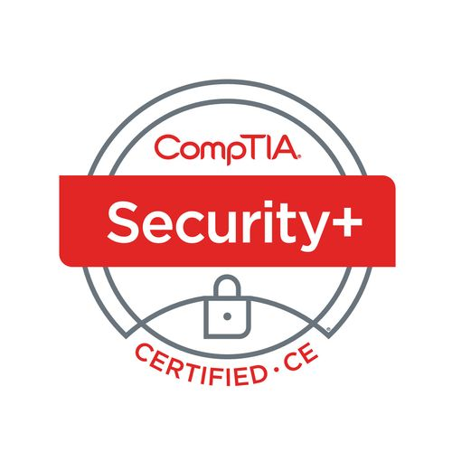 CompTIA Security+ Certified to help keep your data safe and secure.