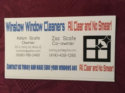 Avatar for Winslow window cleaners
