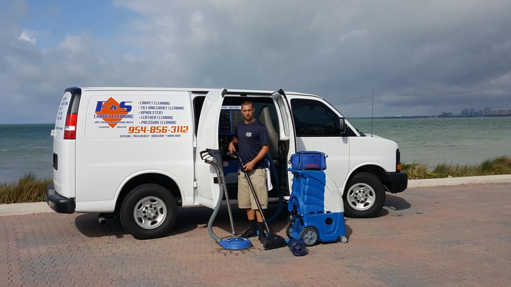 F&S Carpet Cleaning NINE 54–8563112