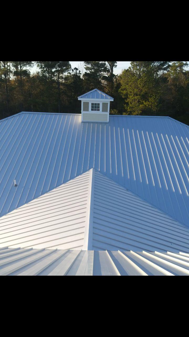 Adams Metal Roofing