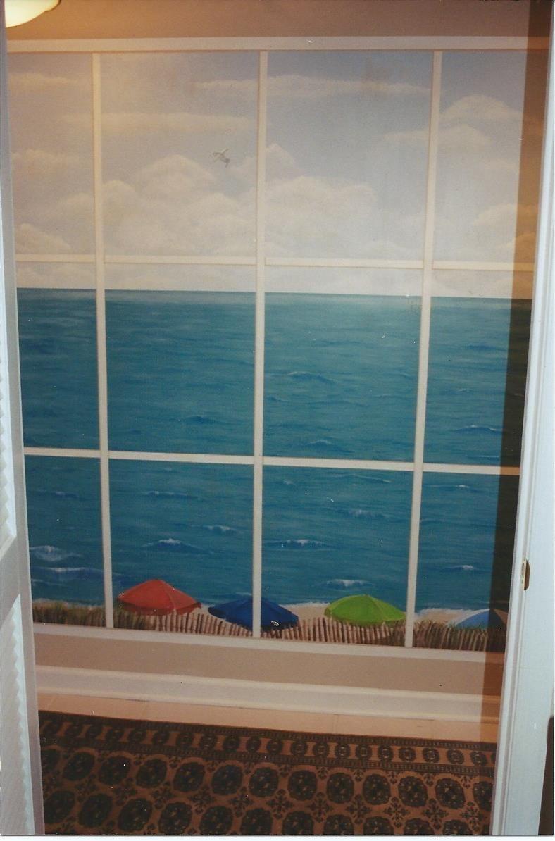 Artist, Muralist, Faux Finisher, Children's rooms