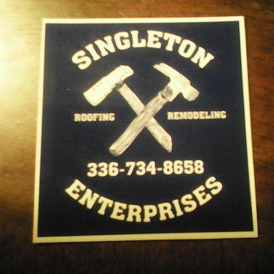 Avatar for Singleton Enterprise Lewisville, NC Thumbtack