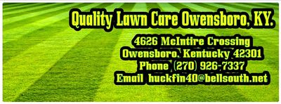 Avatar for Quality Lawn Care Owensboro, KY Thumbtack