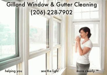 Gilland Window & Gutter Cleaning
