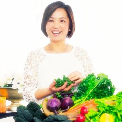 Kit Wong-Khoo, Natural Foods Chef