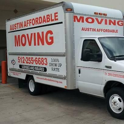 Austin Affordable Moving