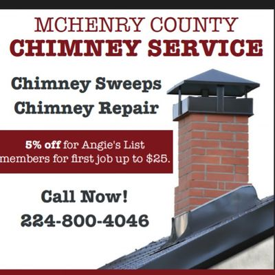 Avatar for McHenry County Chimney Service