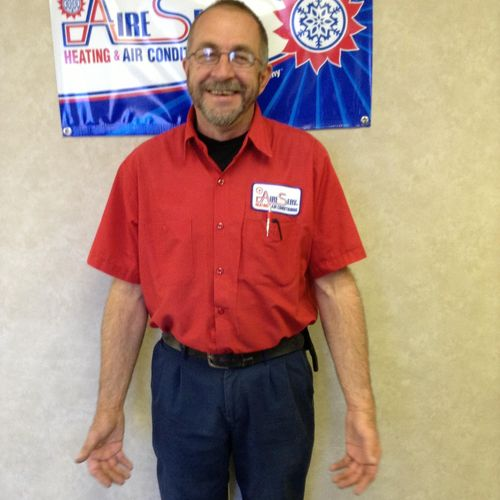 Paul Lively; Service Manager