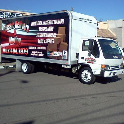 Avatar for Classic Delivery & Moving Inc. Phoenix, AZ Thumbtack