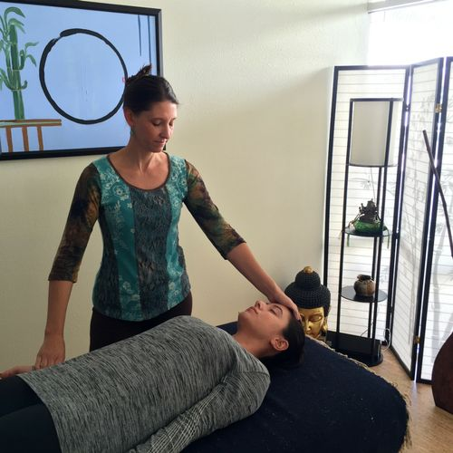 I do healing yoga, meditation, and reiki energywork according to the needs of each individual ranging from general stiffness, arthritis, headaches, anxiety, depression, and empowerment to reach previously unattainable goals.
