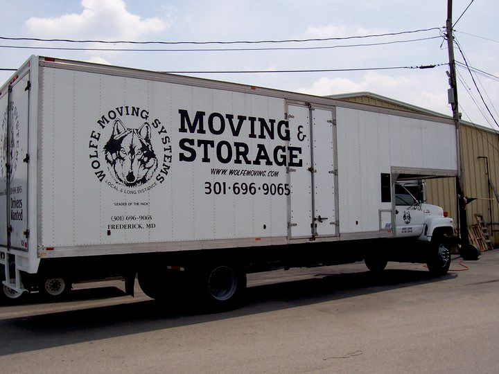 Wolfe moving systems