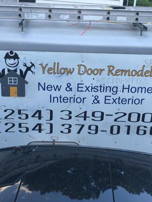 Avatar for Yellow Door Remodeling Waco, TX Thumbtack