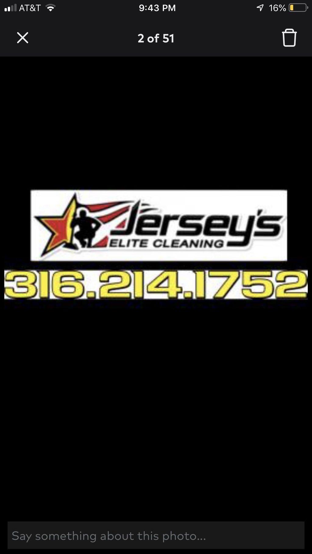 Jersey's Elite Cleaning LLC