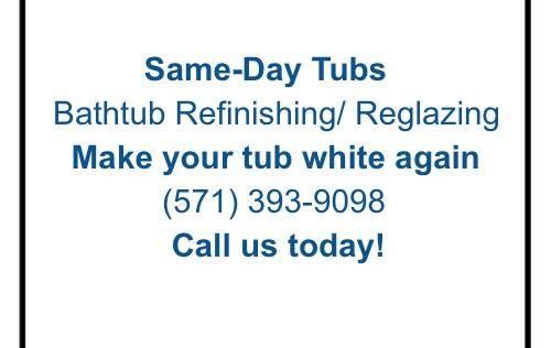 Same - Day Tubs