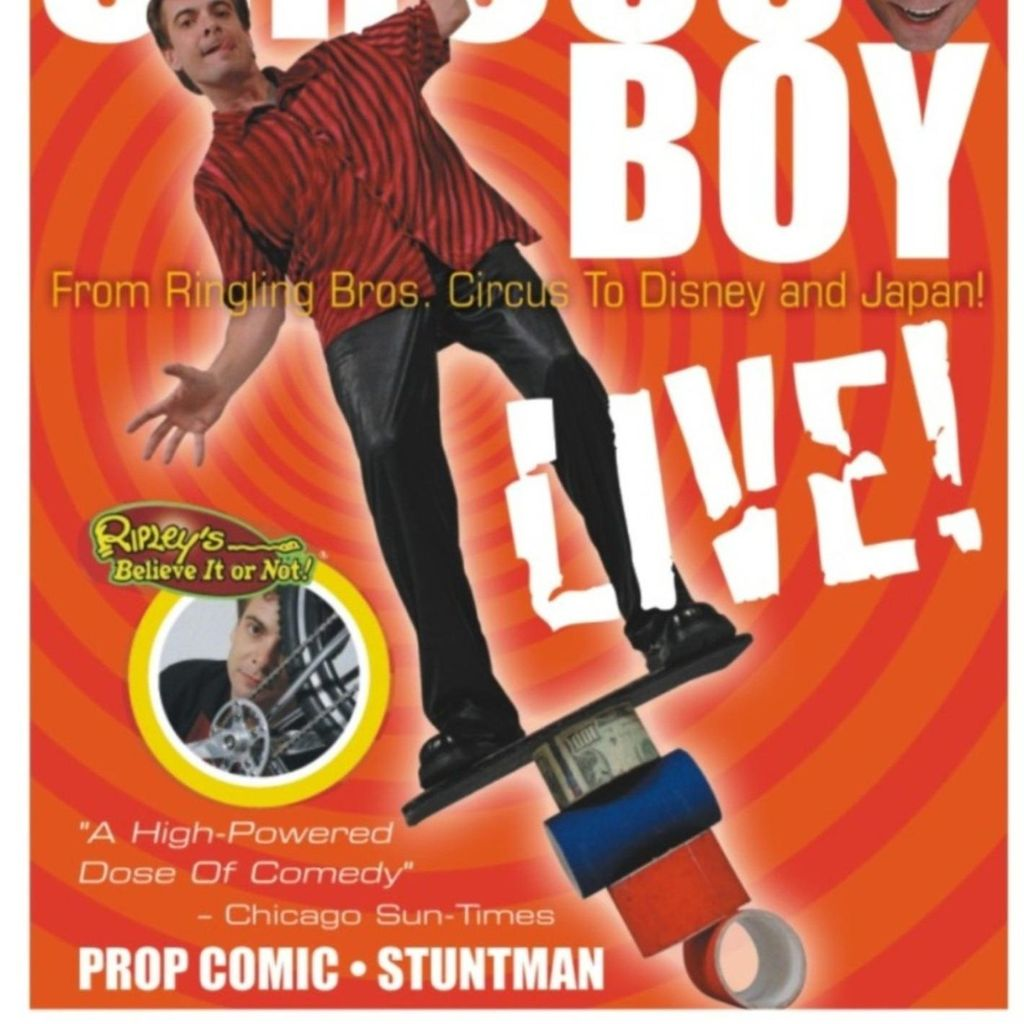 Circus Boy's Action-Packed Comedy Show